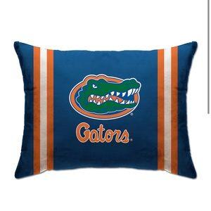 Florida Gators Bed Pillow